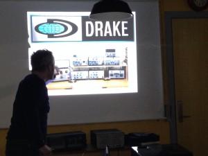 OZ8CTH Peter fortæller om Drake. 05022015 (OZ1EDD)